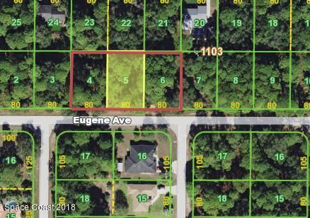 Land for Sale at 17180 Eugene 17180 Eugene Port Charlotte, Florida 33953 United States
