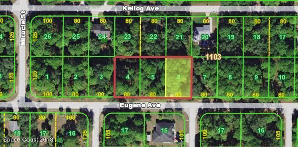 Land for Sale at 17188 Eugene 17188 Eugene Port Charlotte, Florida 33953 United States
