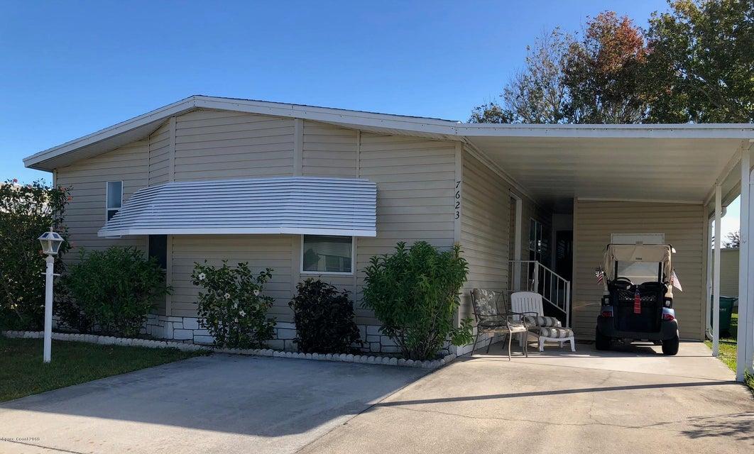Maison unifamiliale pour l à louer à 7623 Montauk 7623 Montauk Micco, Florida 32976 États-Unis