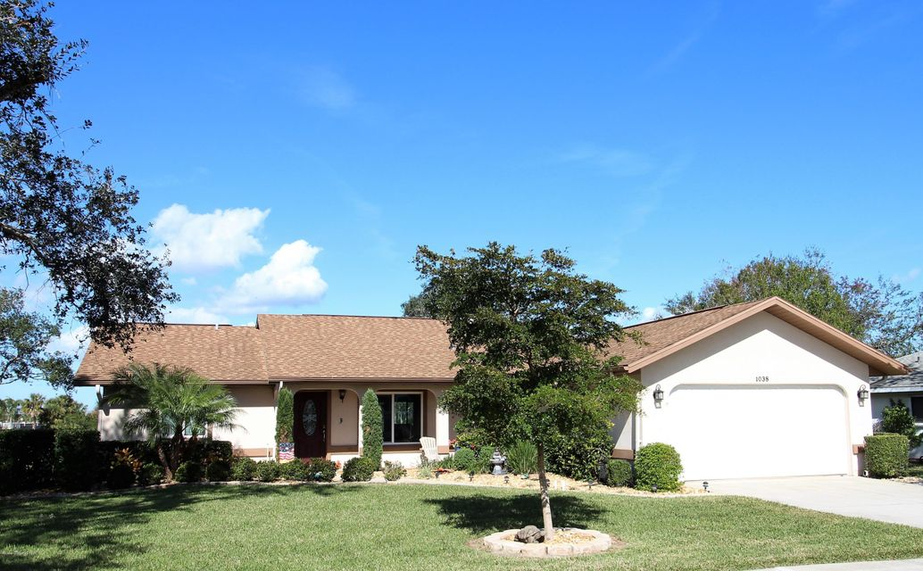 Villa per Vendita alle ore 1038 Continental 1038 Continental Melbourne, Florida 32940 Stati Uniti
