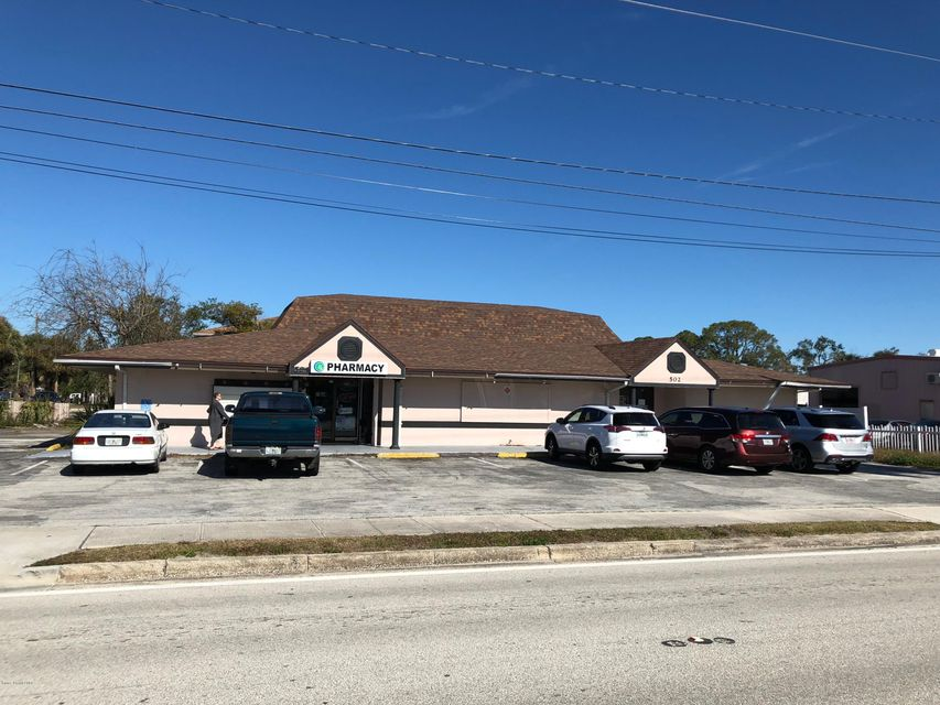 Commercial for Rent at 502 Garden 502 Garden Titusville, Florida 32796 United States