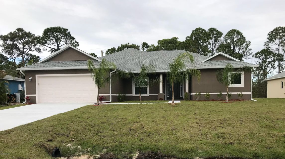 独户住宅 为 出租 在 1611 Wichita 1611 Wichita Palm Bay, 佛罗里达州 32909 美国