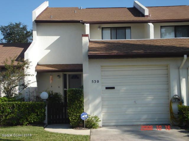 Single Family Home for Rent at 530 Summerset 530 Summerset Indian Harbour Beach, Florida 32937 United States