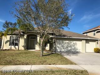 獨棟家庭住宅 為 出售 在 3485 Soft Breeze 3485 Soft Breeze West Melbourne, 佛羅里達州 32904 美國