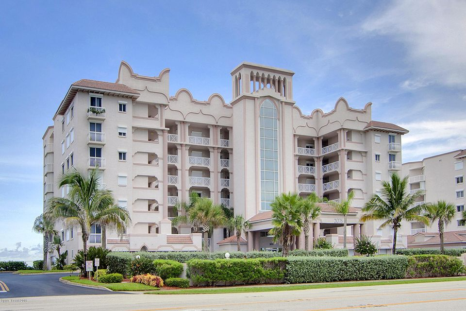 Single Family Home for Rent at 2065 Highway A1a 2065 Highway A1a Indian Harbour Beach, Florida 32937 United States