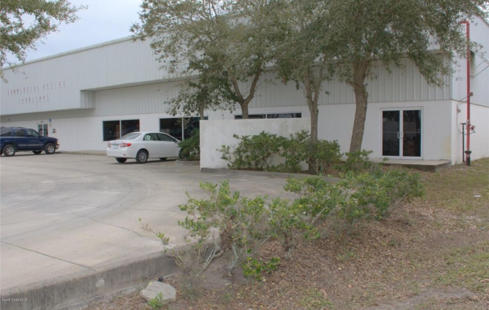 Commercial for Rent at 2861 Electronics 2861 Electronics Melbourne, Florida 32935 United States
