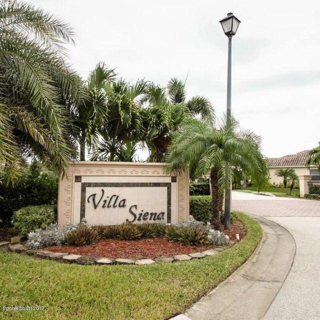 Maison unifamiliale pour l Vente à 518 Siena 518 Siena Satellite Beach, Florida 32937 États-Unis