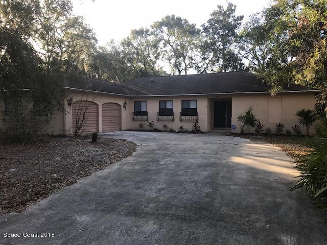 Vivienda unifamiliar por un Alquiler en 3015 Sandalwood 3015 Sandalwood Titusville, Florida 32780 Estados Unidos