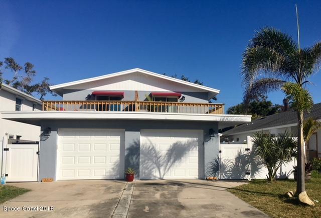 Nhà ở một gia đình vì Thuê tại 314 Adams 314 Adams Cape Canaveral, Florida 32920 Hoa Kỳ