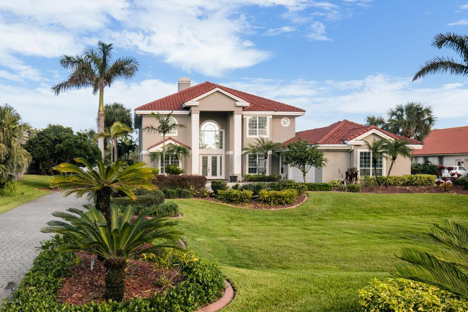 Maison unifamiliale pour l Vente à 134 Lansing Island 134 Lansing Island Indian Harbour Beach, Florida 32937 États-Unis