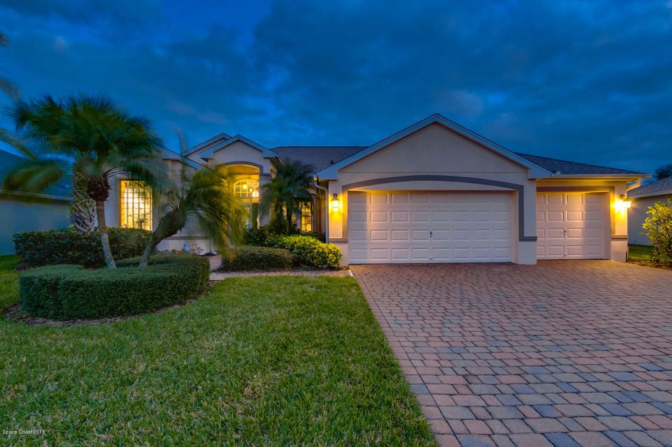Single Family Home for Sale at 2981 Camberly 2981 Camberly Viera, Florida 32940 United States
