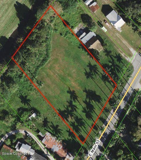Arazi için Satış at E Main E Main Pahokee, Florida 33476 Amerika Birleşik Devletleri