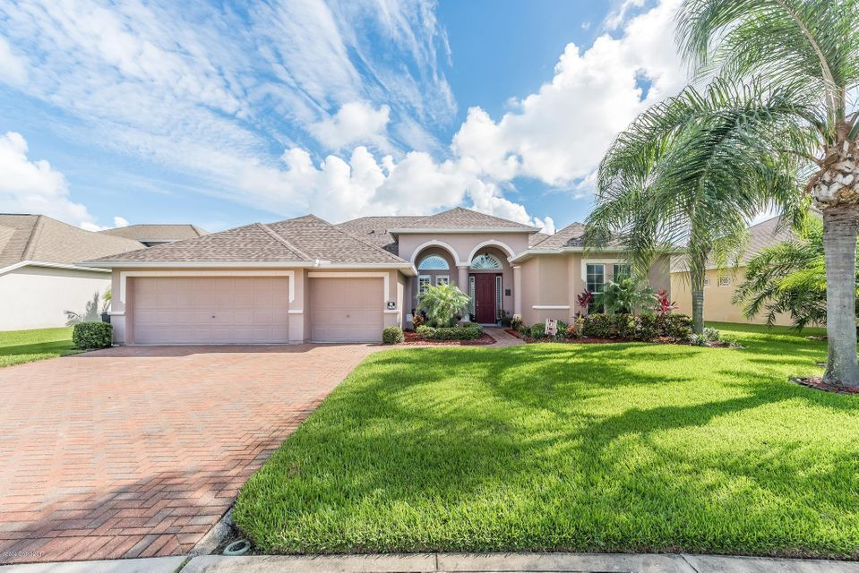 Single Family Home for Sale at 3028 Coppola 3028 Coppola Viera, Florida 32955 United States