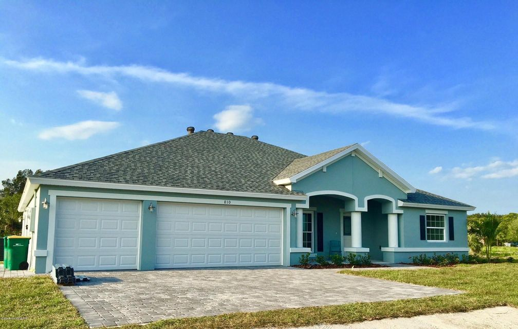 Single Family Home for Sale at Pine Sap Pine Sap Grant, Florida 32949 United States