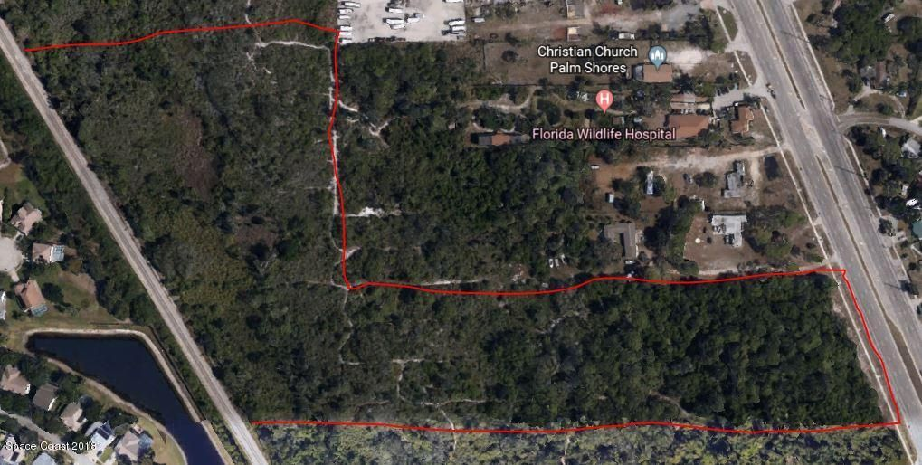 Land voor Verkoop een t Unknown Unknown Palm Shores, Florida 32940 Verenigde Staten