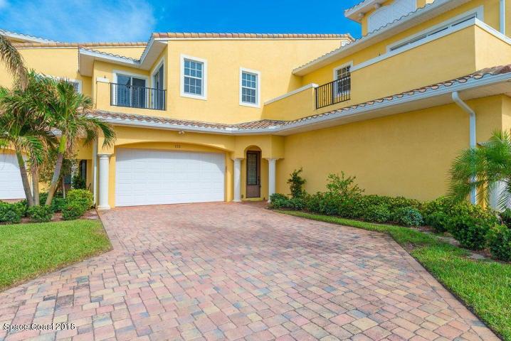 獨棟家庭住宅 為 出租 在 132 Mediterranean 132 Mediterranean Indian Harbour Beach, 佛羅里達州 32937 美國