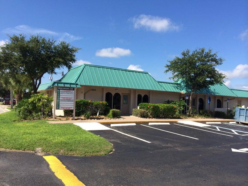 Comercial para Arrendamento às 1264 Rockledge 1264 Rockledge Rockledge, Florida 32955 Estados Unidos