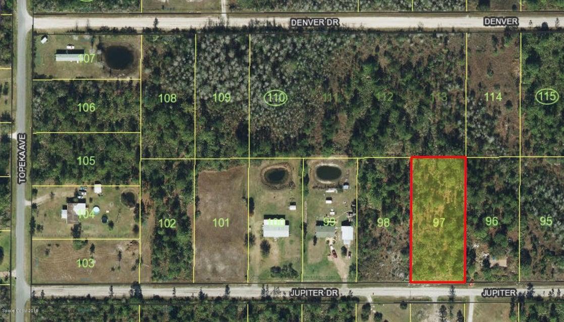 Terrain pour l Vente à Jupiter Jupiter St. Cloud, Florida 34773 États-Unis