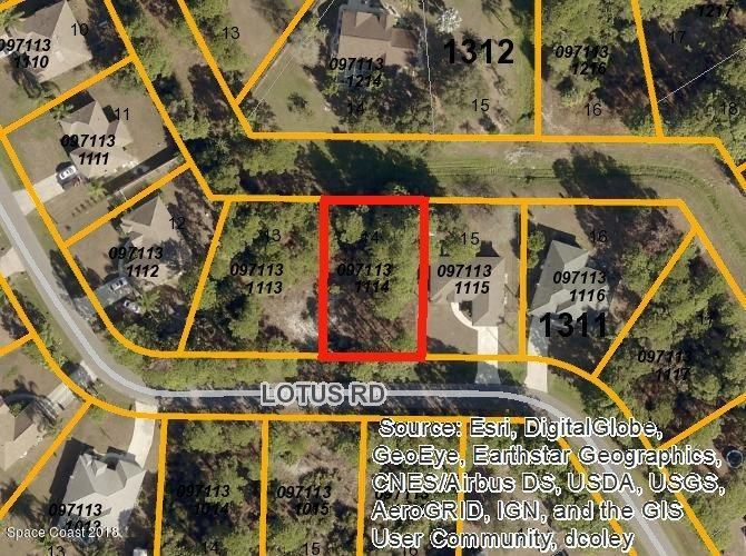 Land for Sale at Lotus Lotus North Port, Florida 34287 United States