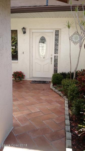 獨棟家庭住宅 為 出租 在 134 Kristi 134 Kristi Indian Harbour Beach, 佛羅里達州 32937 美國