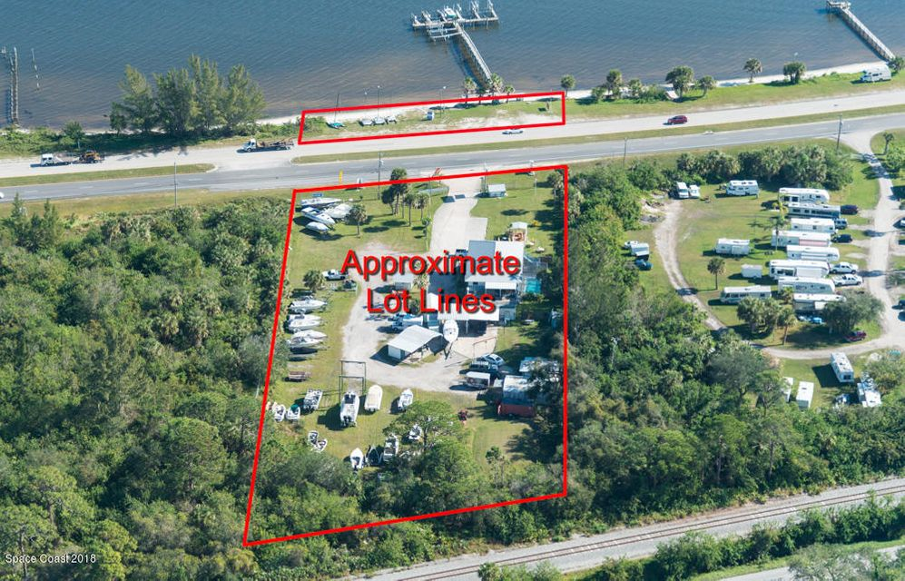 Commercial for Sale at 3800 S Highway 1 Highway 3800 S Highway 1 Highway Grant Valkaria, Florida 32949 United States
