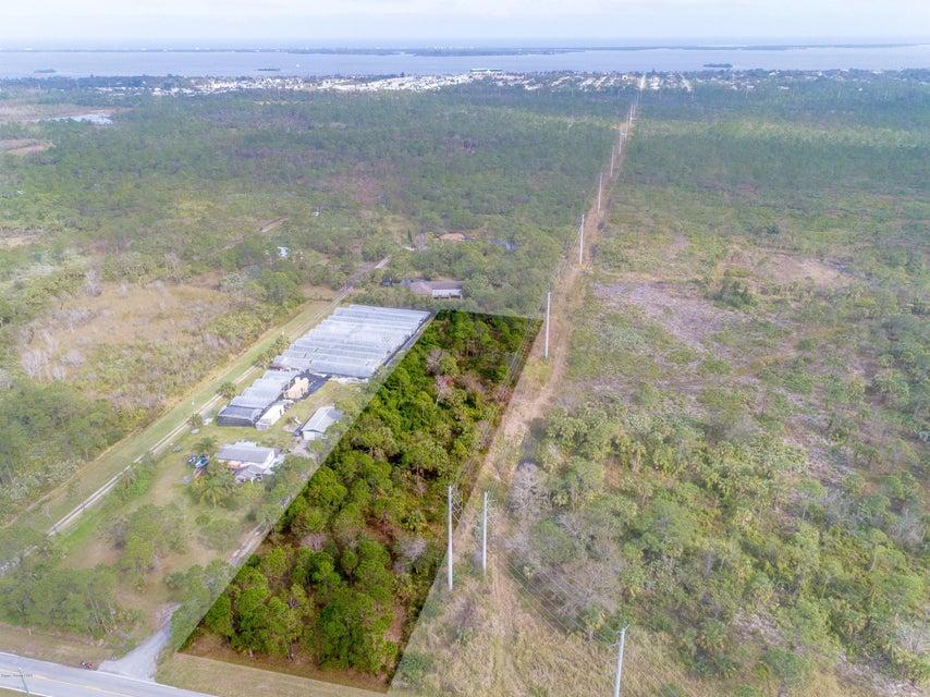 Arazi için Satış at 8878 Fleming Grant 8878 Fleming Grant Micco, Florida 32976 Amerika Birleşik Devletleri