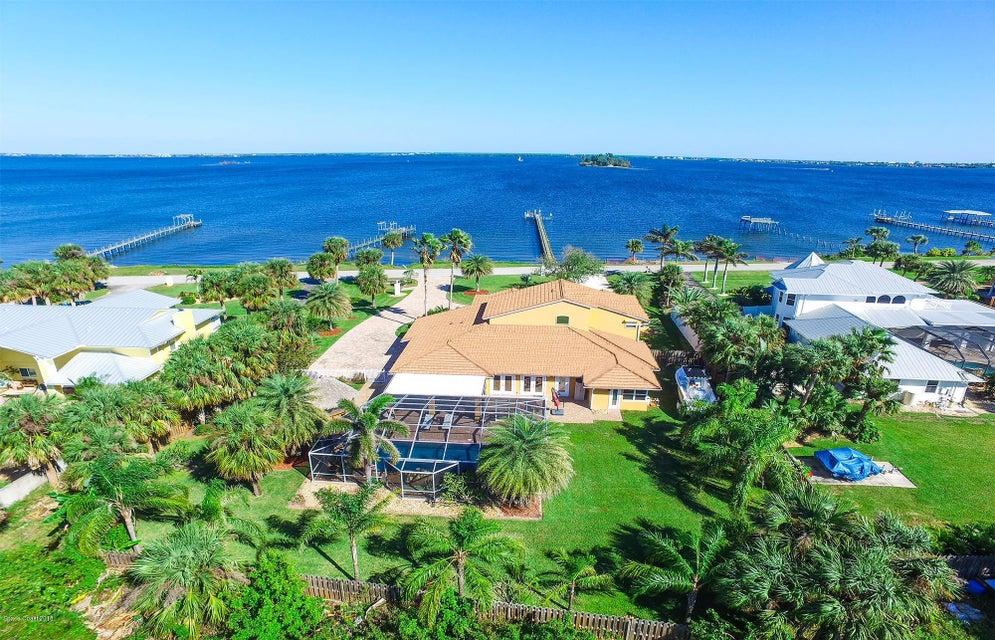 Enfamiljshus för Försäljning vid 2360 Rocky Point 2360 Rocky Point Malabar, Florida 32950 Usa