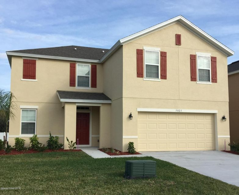 一戸建て のために 賃貸 アット 5821 Dexter 5821 Dexter Titusville, フロリダ 32780 アメリカ合衆国