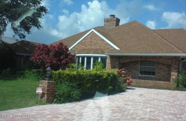 Частный односемейный дом для того Аренда на 702 Hawksbill Island 702 Hawksbill Island Satellite Beach, Флорида 32937 Соединенные Штаты