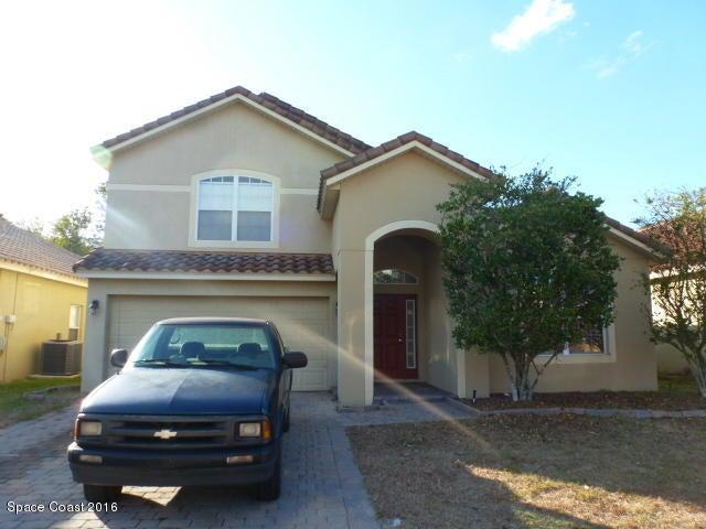 Einfamilienhaus für Mieten beim 4096 Fitzroy Reef 4096 Fitzroy Reef Mims, Florida 32754 Vereinigte Staaten