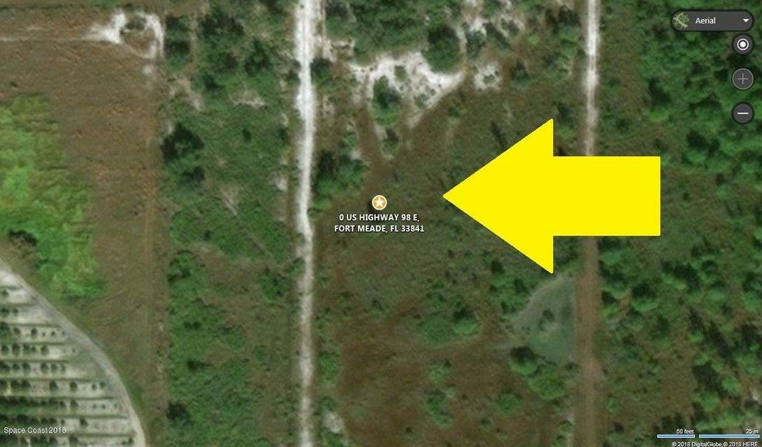 Terreno para Venda às Us-98e Fort Meade, Fl. 33841 Us-98e Fort Meade, Fl. 33841 Lake Wales, Florida 33898 Estados Unidos