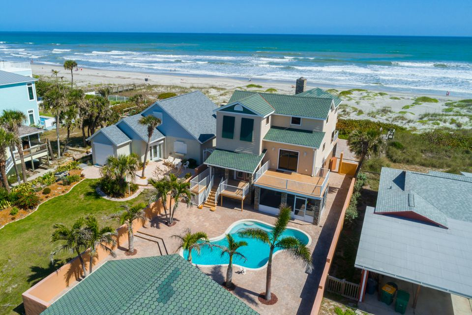 House for Sale at 123 S Atlantic 123 S Atlantic Cocoa Beach, Florida 32931 United States