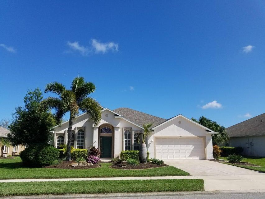 Casa Unifamiliar por un Alquiler en 2740 Whistler 2740 Whistler West Melbourne, Florida 32904 Estados Unidos