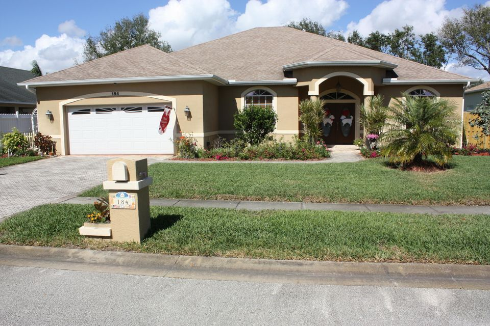 Additional photo for property listing at 184 Sykes Loop 184 Sykes Loop Merritt Island, 佛羅里達州 32953 美國
