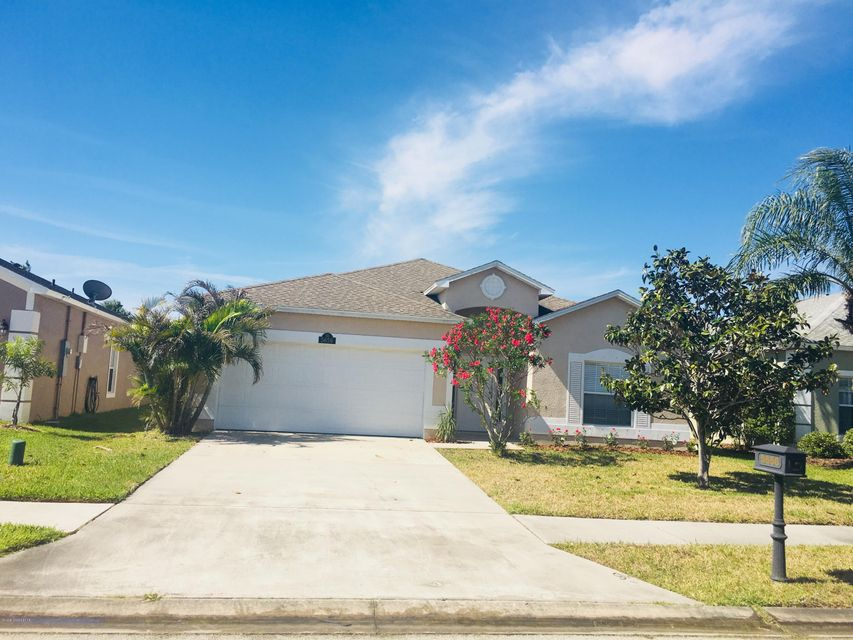 Enfamiljshus för Hyra vid 5656 Indigo Crossing 5656 Indigo Crossing Viera, Florida 32955 Usa