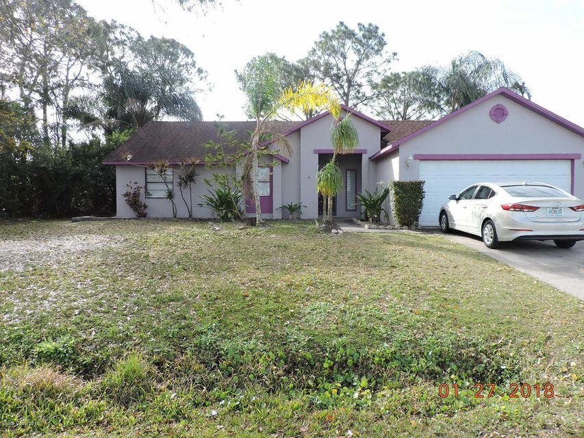House for Sale at 960 NW Elmsford 960 NW Elmsford Palm Bay, Florida 32907 United States