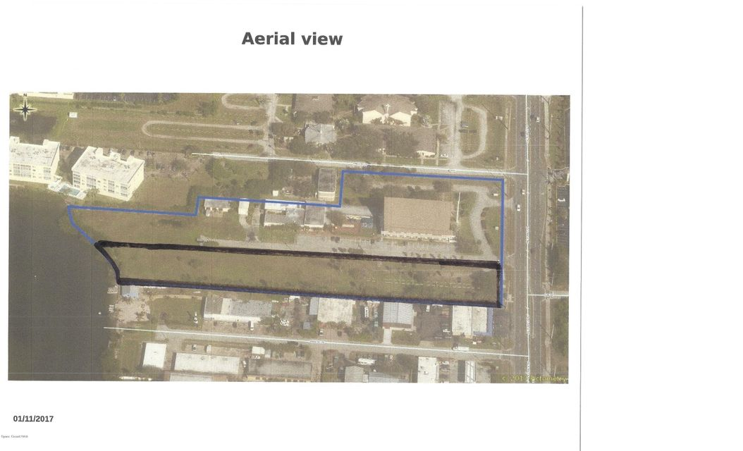 Land for Sale at 3300 N Atlantic 3300 N Atlantic Cocoa Beach, Florida 32931 United States
