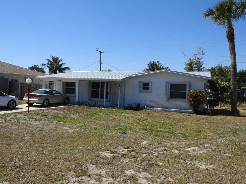 단독 가정 주택 용 매매 에 3544 NE Sandra 3544 NE Sandra Jensen Beach, 플로리다 34957 미국