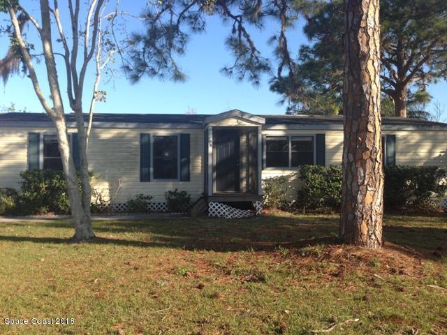 Casa para uma família para Venda às 540 Baker 540 Baker Merritt Island, Florida 32953 Estados Unidos