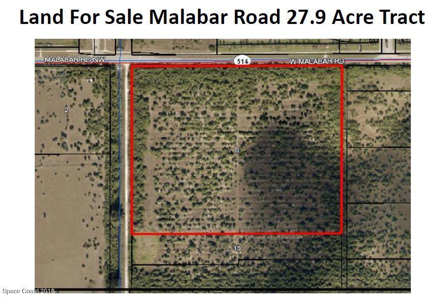 Land for Sale at Malabar Malabar Palm Bay, Florida 32909 United States