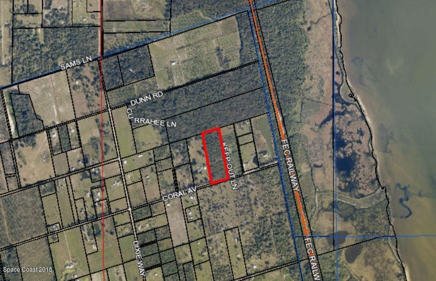 Land for Sale at 3100 Coral 3100 Coral Mims, Florida 32754 United States