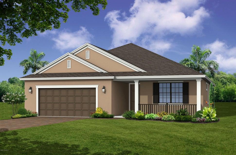 Single Family Home for Sale at 7582 Cislo 7582 Cislo Viera, Florida 32940 United States