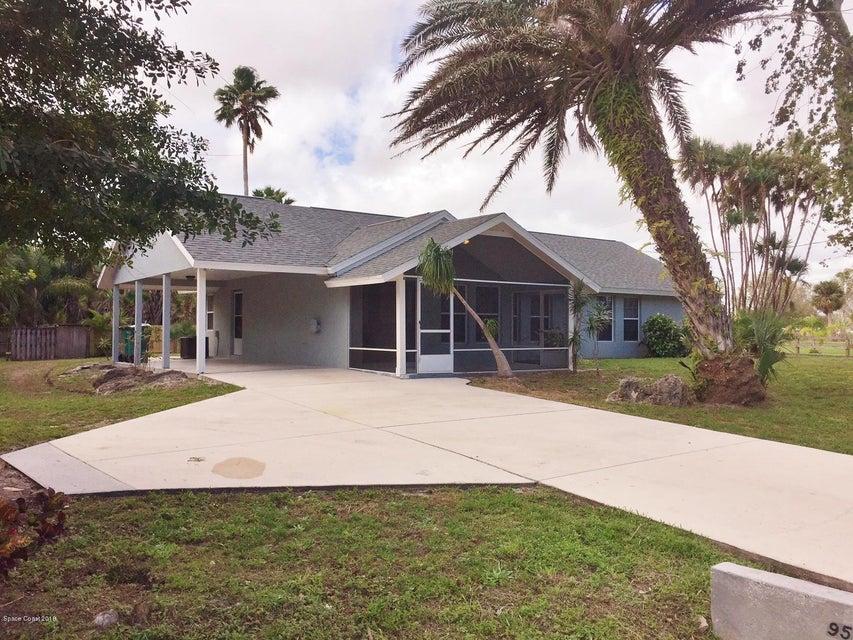 Tek Ailelik Ev için Satış at 9580 Fleming Grant 9580 Fleming Grant Micco, Florida 32976 Amerika Birleşik Devletleri