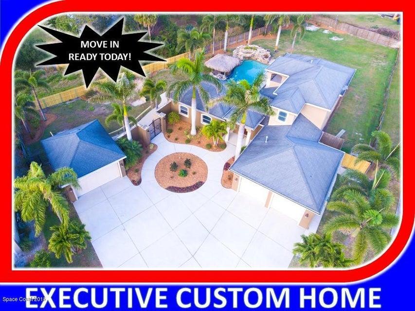 Nhà ở một gia đình vì Thuê tại 110 Edgewater 110 Edgewater Merritt Island, Florida 32953 Hoa Kỳ