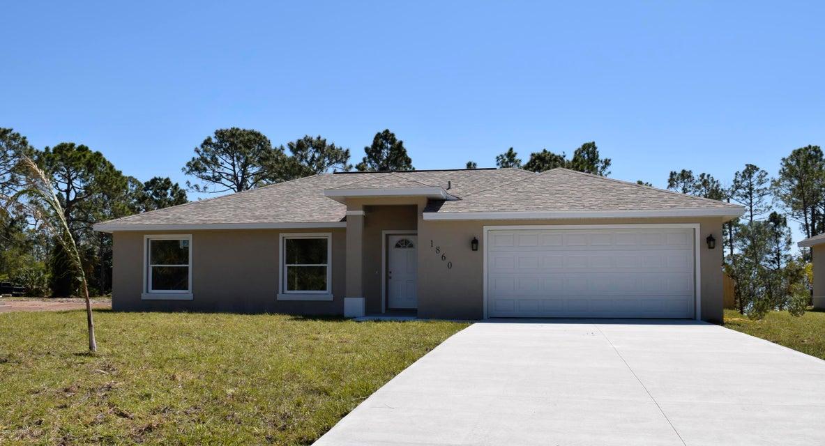 一戸建て のために 売買 アット 1860 35th 1860 35th Edgewater, フロリダ 32141 アメリカ合衆国