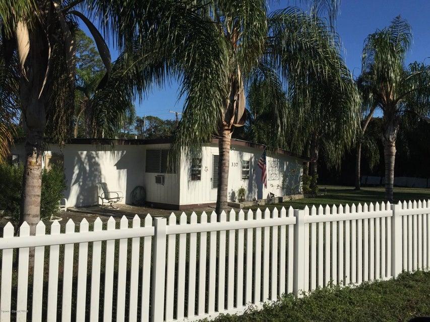 独户住宅 为 销售 在 337 Beehive 337 Beehive Oak Hill, 佛罗里达州 32759 美国