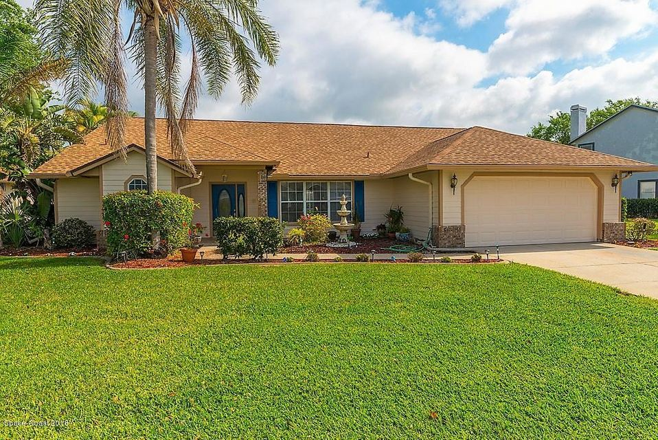 4040  Savannahs Trl, Merritt Island in Brevard County, FL 32953 Home for Sale
