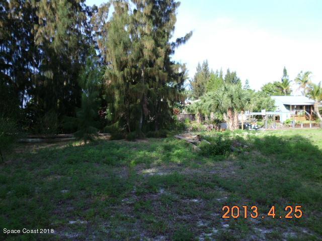 Mark för Försäljning vid Lot 29 Block B Lot 29 Block B Grant, Florida 32949 Usa