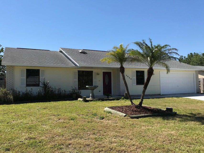 一戸建て のために 売買 アット 3034 Vista Palm 3034 Vista Palm Edgewater, フロリダ 32141 アメリカ合衆国