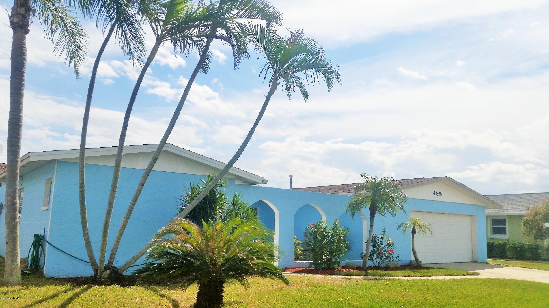 495  Diana Boulevard, Merritt Island, Florida